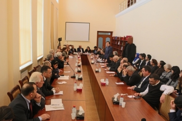 At the Institute of Economics has discussed the problems of export and investment promotion in Azerbaijan on 18.02.2016 (click here)