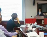AMEA İqtisadiyyat İnstitutunun əməkdaşı Çində beynəlxalq konfransda iştirak edib
