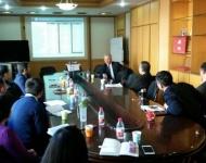 Professor Nazim Müzəffərli Çində beynəlxalq konfransda çıxış etmişdir
