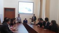 Pekində gənc tədqiqatçılar üçün beynəlxalq seminar keçirilib