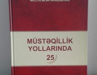 """""""Müstəqillik yollarında 25"""""""