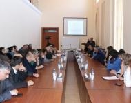 Azərbaycan Xalq Cümhuriyyətinin 100 illiyinə həsr olunmuş konfrans keçirildi