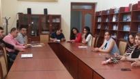 Roma Sapienza Universiteti ilə əməkdaşlıq imkanları müzakirə edildi