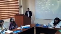 Сотрудники Института экономики приняли участие в конференции на тему «Продукты устойчивого  туристизма в Азербайджане»