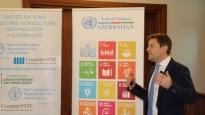Состоялся тренинг по теме  «Цели Журналистики и Устойчивого Развития»